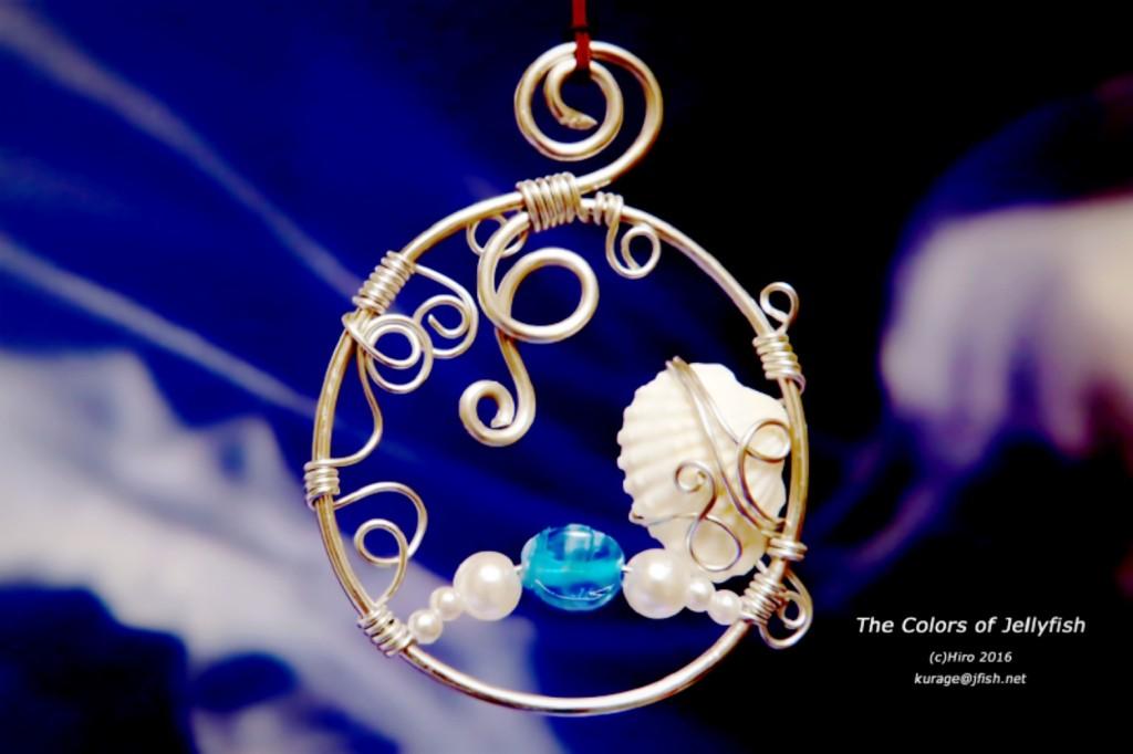 jellyfish shapeline accessory
